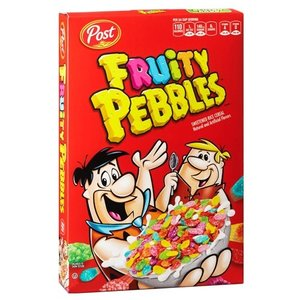 Post Fruity Pebbles, 311g THT 16-10-21