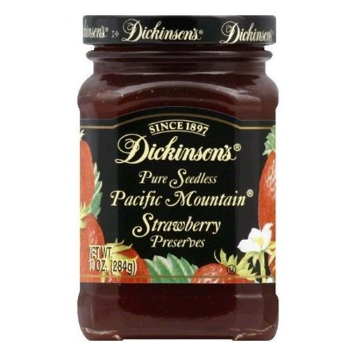 Dickinsons Strawberry Preserves, 284g