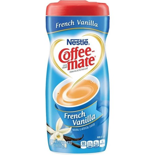 Nestle Coffee Mate French Vanilla, 425g