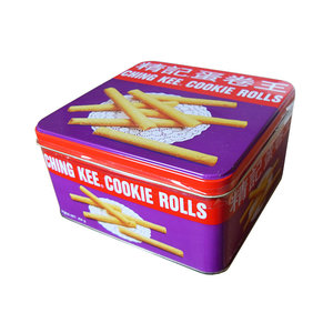 Ching Kee Cookie Egg Rolls, 500g