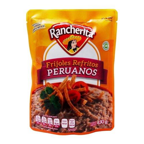 Frijoles Peruanos Refritos, 430g
