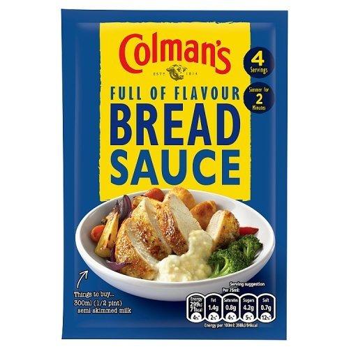 Colman's Bread Sauce, 40g