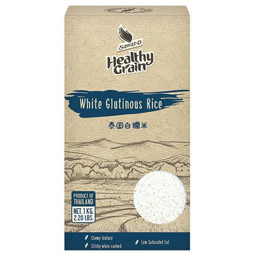 Sawat-D White Glutinous Rice, 1kg