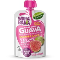 Guava Fruit Puree, 90g