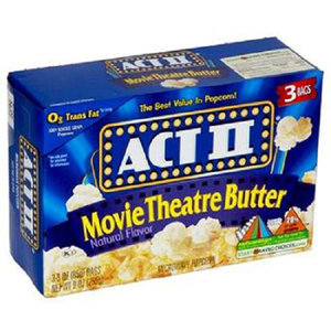 Movie Theater Butter Popcorn, 234g