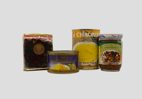 Thaise Ingredienten