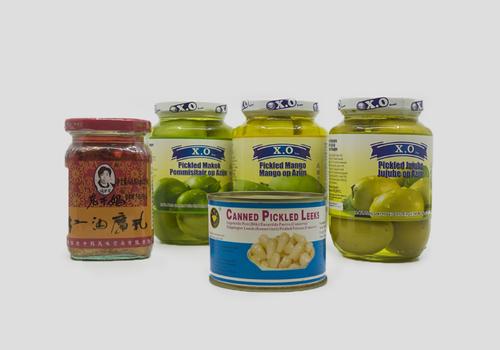 Pickled Stuffs