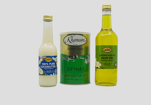 Butter & Oil