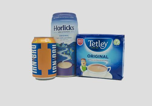 Tea & Drinks