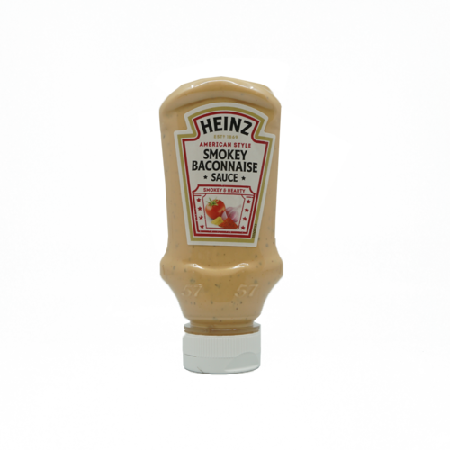 Heinz Smokey Baconnaise Sauce, 220ml