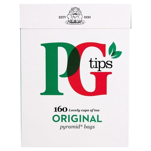 PG Tips PG Tips Tea, 160 pieces