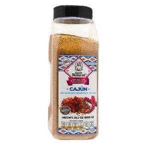 Sazon Natural Cajun Spices, 600g