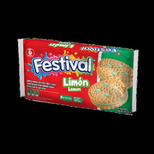 Noel Festival Lemon Cookies, 403g