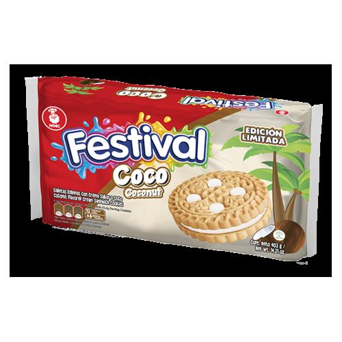 Noel Festival Coconut Cookies, 403g
