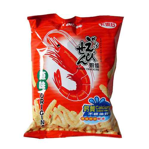 Calbee Original Prawn Crackers, 75g