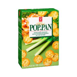 Garden Pop Pan Crackers Spring Onion, 100g