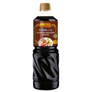 Lee Kum Kee Sushi & Sashimi Soy Sauce, 1L