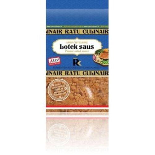 Lotek peanut sauce, 400g