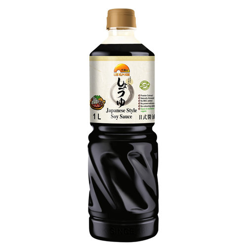 Lee Kum Kee Japanese-style soy sauce, 1L