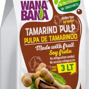 Wanabana Tamarind Pulp, 500g