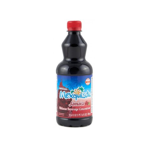 Mexquisita Hibiscus Beverage Concentrate, 700ml