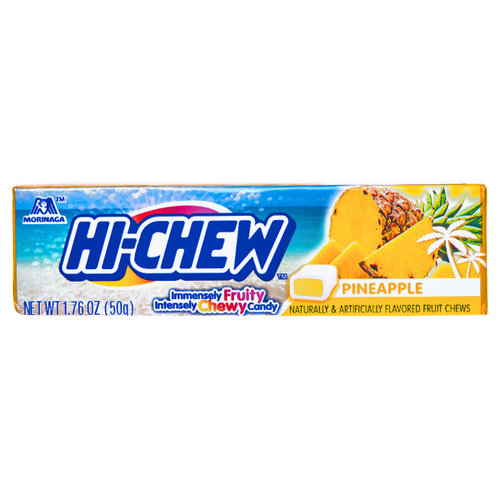 Hi-Chew Pineapple, 50g