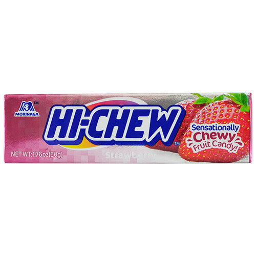 Hi-Chew Strawberry, 50g