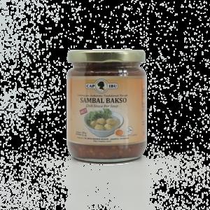 Cap Ibu Sambal Bakso, 230 g