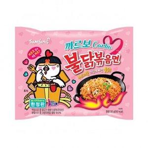 Samyang Carbo Hot Chicken Flavor Ramen, 130g