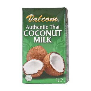 Valcom Authentic Thai coconut milk, 1L
