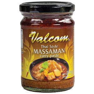 Valcom Valcom Massaman Curry Paste, 210g