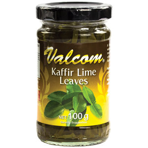 Valcom Valcom Kaffir Lime Leaves, 100g