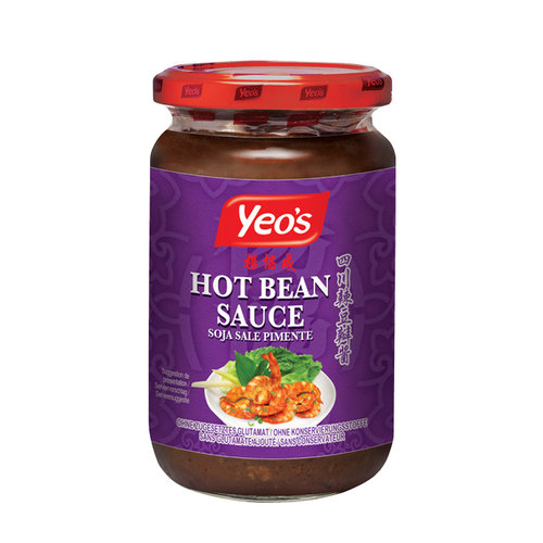 Yeo's Hot Bean Sauce, 285 g