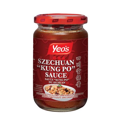 Yeo's Szechuan Kung Po-saus, 285 g