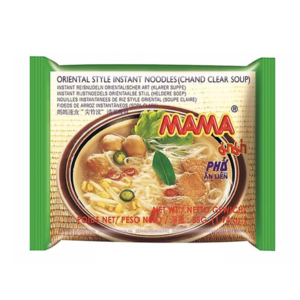 MAMA Instant Chand Clear Soup, 55g