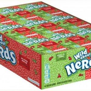 Wonka Nerds Melon Cherry, 36x47g