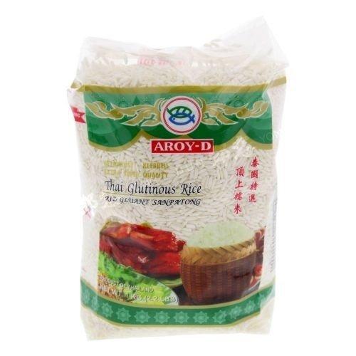 Aroy-D Aroy-D Thai Glutinous Rice, 1kg