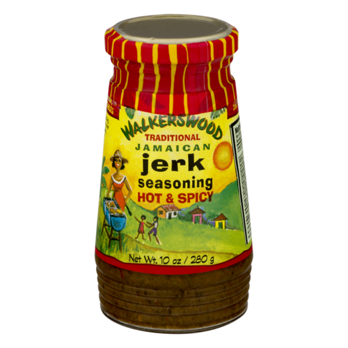 Walkerswood Spicy Jerk Seasoning, 280g