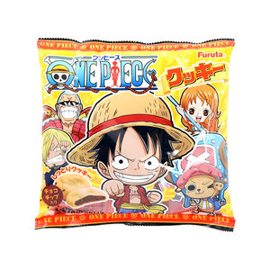 Furuta One Piece Cookies, 174g