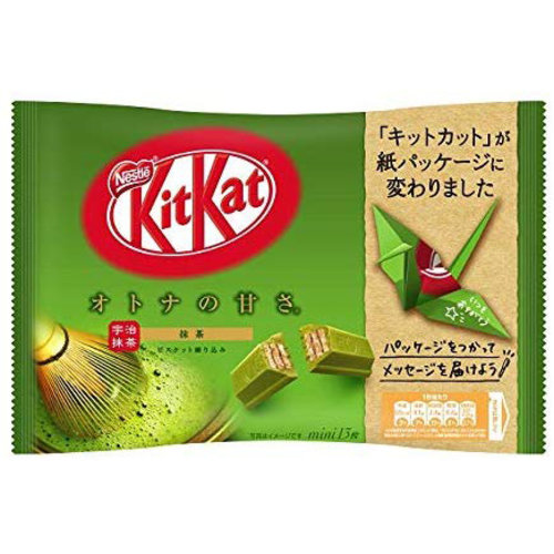 Nestle Kit Kat Mini Matcha, 147g