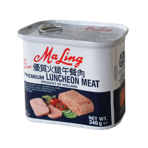 Ma Ling Premium Luncheon Meat, 340g