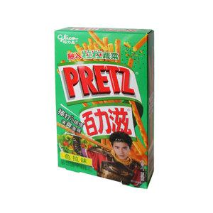 Glico Pretz Biscuit Salad Flavour, 65g