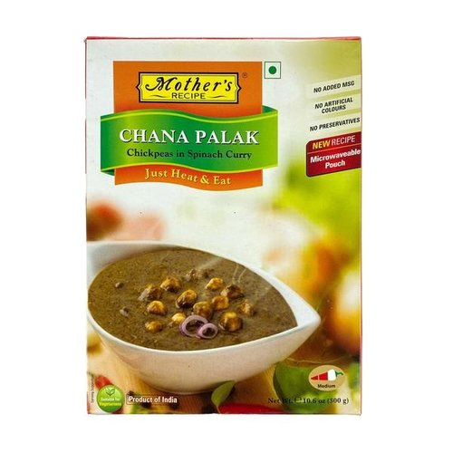 Mother's Recipe Mother's Recipe Chana Palak, 300g