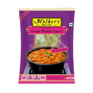 Mother's Recipe Spice Mix Goan Prawn Curry, 80g