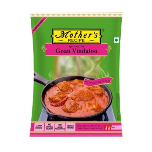 Mother's Recipe Spice Mix Goan Vindaloo, 80g