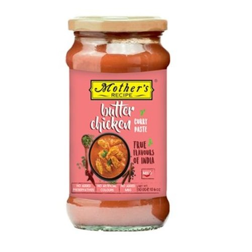 Mother's Recipe Mother's Recipe Butter Chicken Paste, 300g