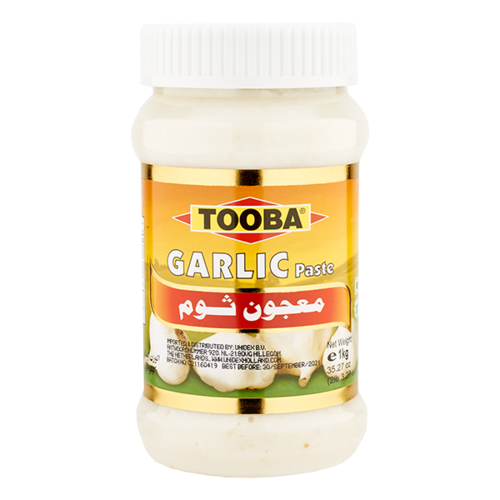 Tooba Tooba Garlic Paste, 1kg