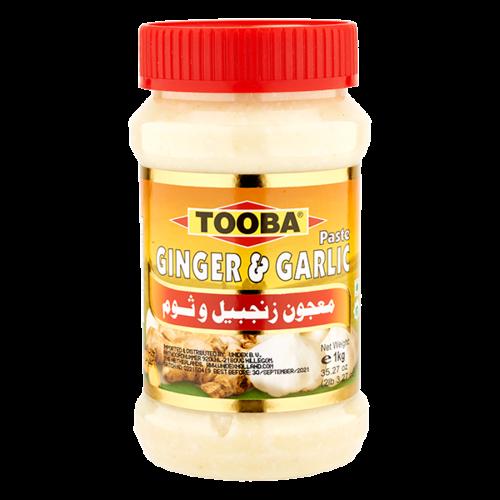 Tooba Tooba Ginger Garlic Paste, 1kg