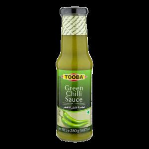 Tooba Tooba Green Chilli Sauce, 280g