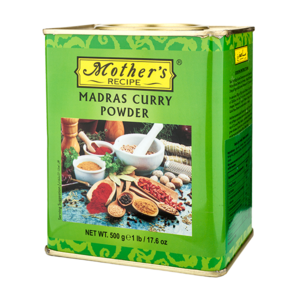 Mother's Recipe Mother's Recipe Madras Curry Powder, 500g